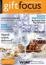 Gift Focus magazine - Issue 85