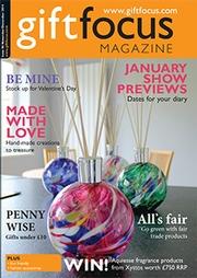 Gift Focus magazine - Issue 86