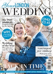 Your London Wedding - Issue 38