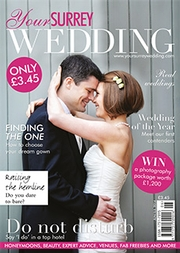 Your Surrey Wedding - Issue 47