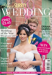 Your Surrey Wedding - Issue 48