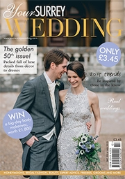 Your Surrey Wedding - Issue 50