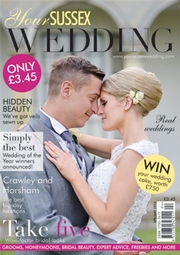 Your Sussex Wedding - Issue 48