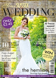 Your Sussex Wedding - Issue 49
