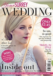 Your Surrey Wedding - Issue 51