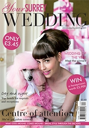 Your Surrey Wedding - Issue 52