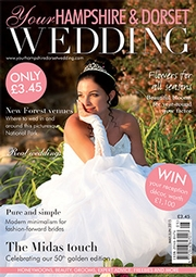 Your Hampshire and Dorset Wedding magazine