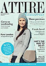 Issue 53 of Attire Accessories magazine