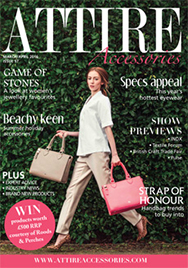 Issue 57 of Attire Accessories magazine