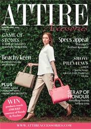 Issue 57 of Attire Accessories magazine