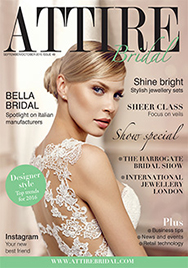 Issue 49 of Attire Bridal magazine