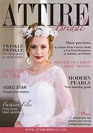 Issue 51 of Attire Bridal magazine