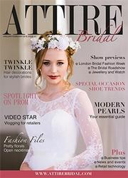 Issue 51 of Attire Bridal magazine