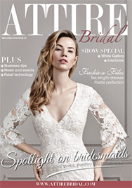 Issue 53 of Attire Bridal magazine
