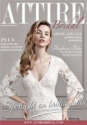 Issue 53 of Attire Bridal magazine