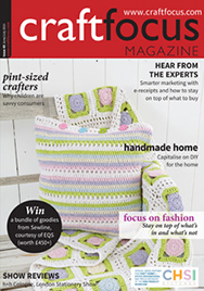 Issue 49 of Craft Focus magazine