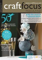 Issue 50 of Craft Focus magazine