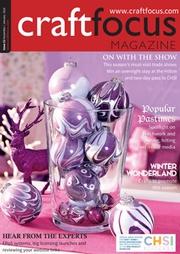 Issue 52 of Craft Focus magazine