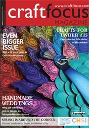 Issue 53 of Craft Focus magazine