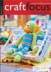 Issue 54 of Craft Focus magazine
