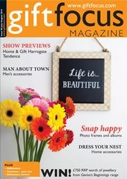 Issue 90 of Gift Focus magazine