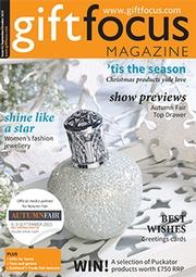 Issue 91 of Gift Focus magazine