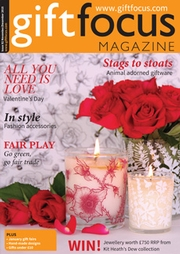 Issue 92 of Gift Focus magazine