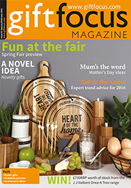 Issue 93 of Gift Focus magazine