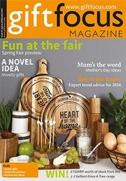 Issue 93 of Gift Focus magazine