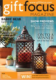 Issue 94 of Gift Focus magazine
