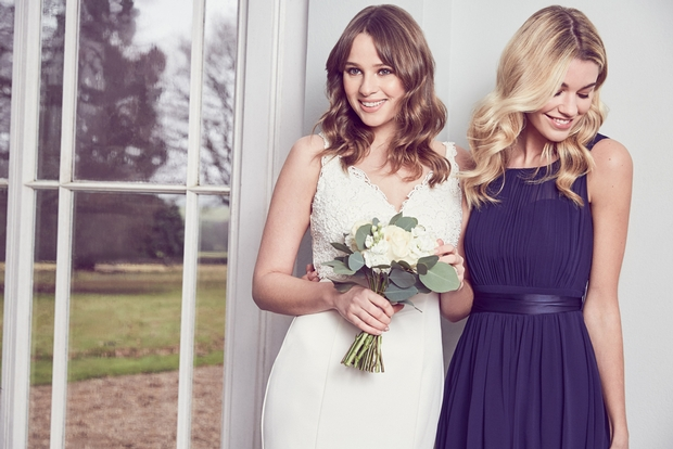 Dorothy Perkins introduces its debut capsule collection of 10 wedding dresses