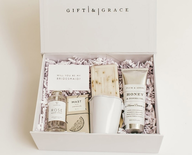 New wedding gift box collection