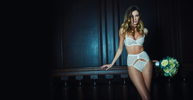 Lingerie label Something Wicked launches Bridal collection