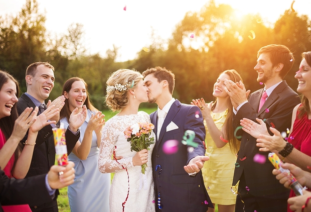 M&S Bank reveals wedding season is set to cost guests £800