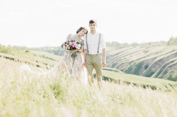 Re-tying the knot? American Express discovered British couples spend £1,644 renewing their vows