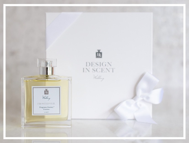 Design in Scent – the UK's first and only wedding fragrance collection