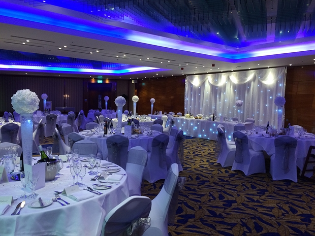 Hilton Cardiff reveal the most popular wedding trends