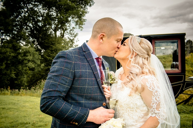 Local couple win their dream wedding worth over £30,000 courtesy of The Emlyn Hotel