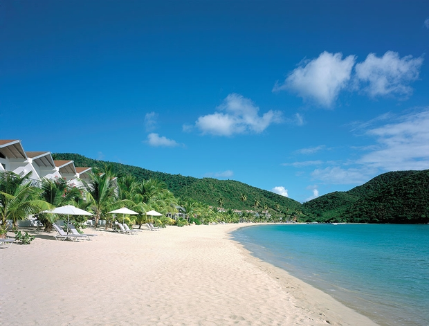 Experience island bathing in Antigua