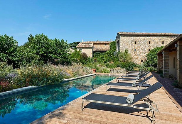 A rustic honeymoon in France