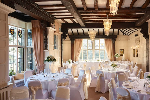 Laura Ashley The Manor help with your big-day planning