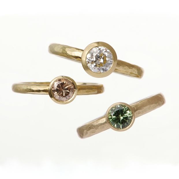 Sussex-based jeweller Alexis Dove shares her top tips for picking the perfect engagement ring
