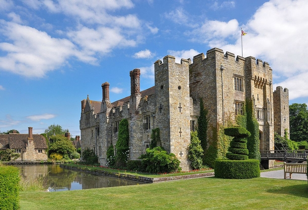 Hever Castle Wedding Showcase