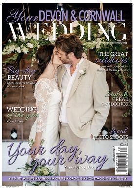 Check out this behind-the-scenes footage of our exclusive styled photo shoot in our brand new issue on sale now!