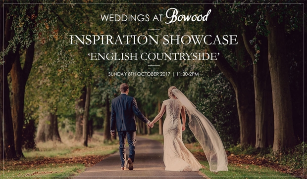 Wedding Inspiration Showcase to take place at Bowood Hotel Spa & Golf Resort on Sunday 8th October, 2017