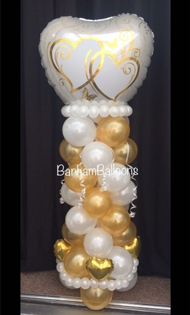 Banham Balloons launches new wedding and party balloons