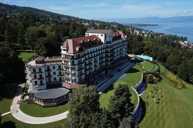 Enjoy a familymoon at Evian Resort
