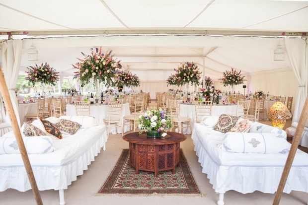Sussex-based Arabian Tent Company reveals top design trend