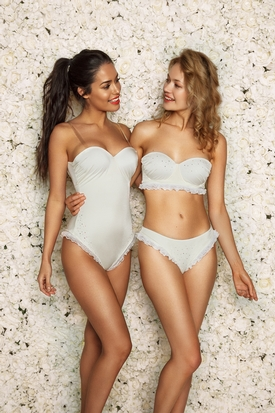 Luxury swimwear label Afina London launches Bridal Couture collection