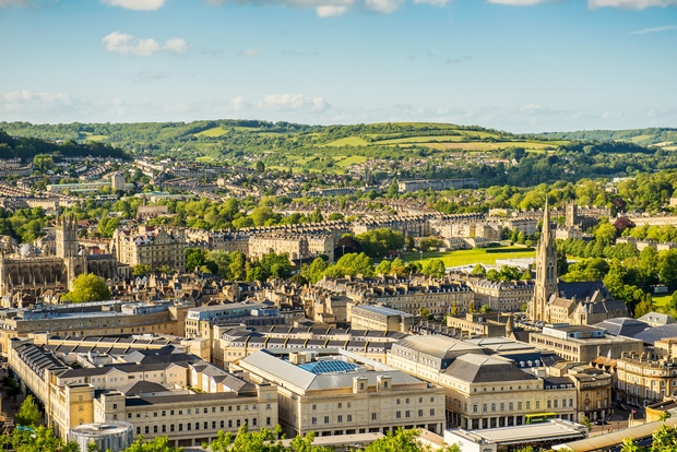 The Gainsborough Bath Spa wins the AA's ultimate accolade for hotels in the UK